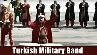 Amazing Performance by Turkish Military Band in Pakistan Day Parade