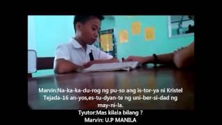 dokumentaryo sa filipino