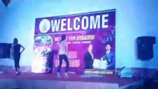 Punjab College Girls Dance on welcome party