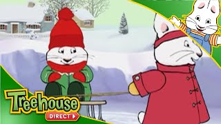 Max & Ruby: Max's Christmas / Ruby's Snow Queen / Max's Rocket Run - Ep.10
