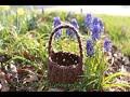Download Video Download Crochet Basket Tutorial ~ Basket Weaving with Crochet! 3GP MP4 FLV