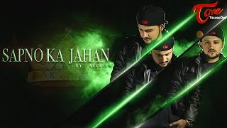 Arkane - Sapno Ka Jahan feat. arpit chourey | Official Music Video