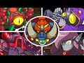 Cadence of Hyrule - All Bosses (No Damage)