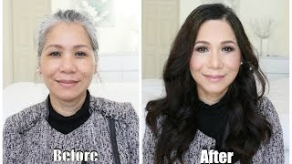 Power of Makeup (Mother-in-law Makeover)