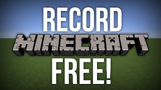 How to Record & Livestream Minecraft for FREE