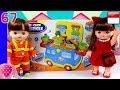 Download Lagu Mainan Boneka Eps 67 Mobil Dapur - Unboxing - GoDuplo TV MP3