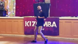 Albir Rojas, Show @ Australian Kizomba Festival 2017