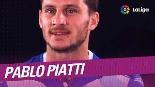 I love football: Pablo Piatti