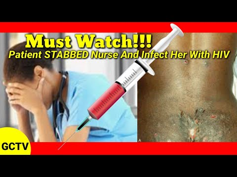 Xxx Mp4 NURSE GETS HIV After St Bbed By Patient At Hospital In Kingston JAMAICA NEWS 3gp Sex