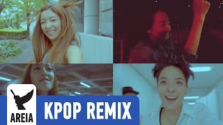 F(x) - All Mine | Areia Kpop Remix #260