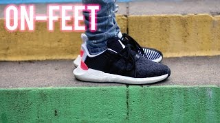 adidas EQT Boost 93/16 Turbo Red White