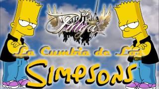 ★La Cumbia de Los Simpson ★ Dj Pulga ★ Los Fabulosos De La Guaracha★