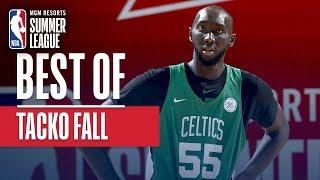 Best Of Tacko Fall | MGM Resorts NBA Summer League