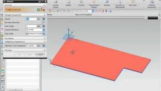 NX CAD-Introduction to Sheet Metal Design