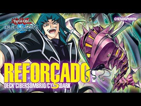 DECK CIBERSOMBRIO / CYBERDARK! - Yu-Gi-Oh! Duel Links #493