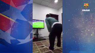 FC Barcelona – PSG: Crazy reactions – #WeDidIt Let's see how you did it!