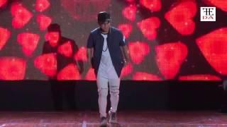 Awari | Ek Villain | Sushant Khatri Dance Performance | Fricktion 2017