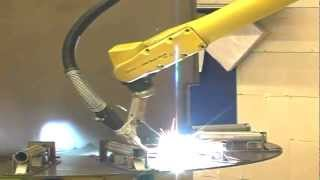 ROBOTIC WELDING SYSTEM - WELDING AUTOMATION AND MECHANIZATION