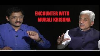 Murali Krishna's Encounter with YSRCP MP Vijaya Sai Reddy - TV9