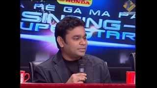 Sugandhha Mishra sings Hai Rama from the movie Rangeela @ Sa Re Ga Ma Pa