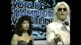 NWA WCW Georgia Wrestling 4/13/85