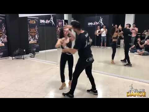 Xxx Mp4 Joan Y Anita Bailame Dance Bachata Class Octubre 2018 3gp Sex