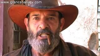 Antonio Mayor - Por la Senda Más Dura - Cine del Oeste - reportaje