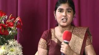 Miracles of Jesus | Christian Supernatural Miracle Testimony of Sindhuja - Tamil Christian Testimony