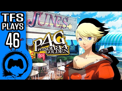 PERSONA 4 GOLDEN Part 46 TFS Plays TFS Gaming