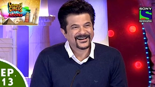 Comedy Circus Ke Ajoobe - Ep 13 - Anil Kapoor as Special Guest