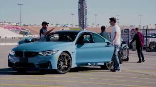 BMW Ultimate Driver Showdown Finale - Las Vegas Speedway