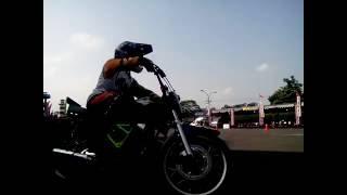 Lomba freestyle Rx-king Di Jamda YRKI korwil Jogja [freestyler asal Bandung]