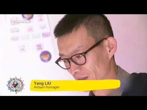 Yang Liu, le fromager de Pékin formé en Corse