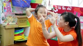 Một ngày cùng bé tại Mầm non KIDS GARDEN Bình Chánh (Full HD 1080p)