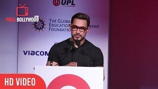 Aamir Khan Speech At Global Citizen India   Viralbollywood