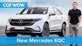 Mercedes new Tesla beater - all you need to know about the EQC electric SUV   carwow