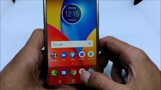 How to set custom ringtone in Moto E4 Plus and Moto E4
