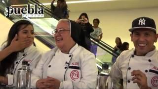 Hermana Flor de MF abarrota centro comercial de Puebla