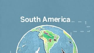 Come explore...South America with Lonely Planet Kids