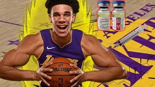 What if Lonzo Ball took Steroids?