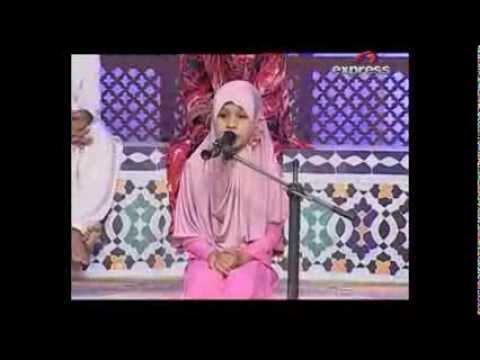 Young Girl Naat - Emotional - Meri Ulfat Madinay Say