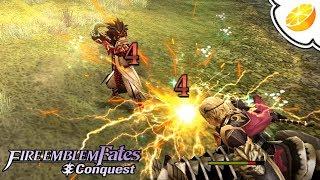 Fire Emblem Fates: Conquest | Citra Emulator Canary 1245 (GPU Shaders, Full Speed!) | Nintendo 3DS