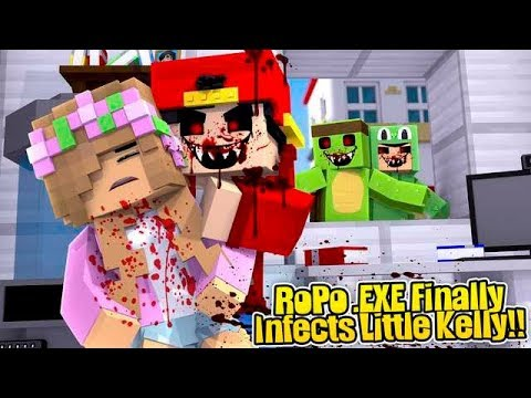 Xxx Mp4 Minecraft EXE ROPO EXE FINALLY INFECTS LITTLE KELLY 3gp Sex