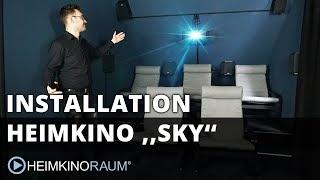 Heimkino ''SKY'' – made by HEIMKINORAUM Mannheim