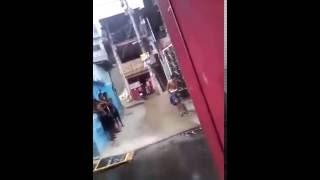 Gangs Shootout In Brazil