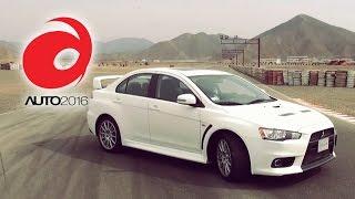 Auto 2017 | Road test al Mitsubishi Lancer Evo X
