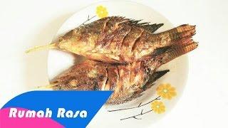 Resep Ikan Bakar Pedas Manis - Rumah Rasa