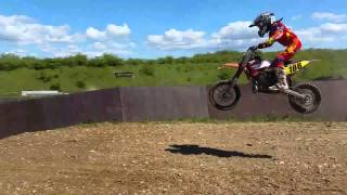 Motocross i MX Hedeland