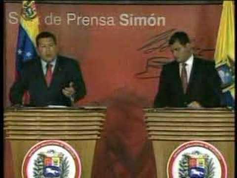 Las mentiras del gobierno colombiano de Uribe 9 11