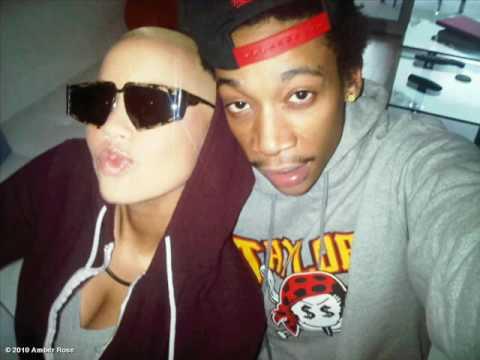 Wiz Khalifa and Amber Rose Sex tape